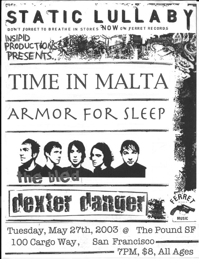 DD - May 27 2003