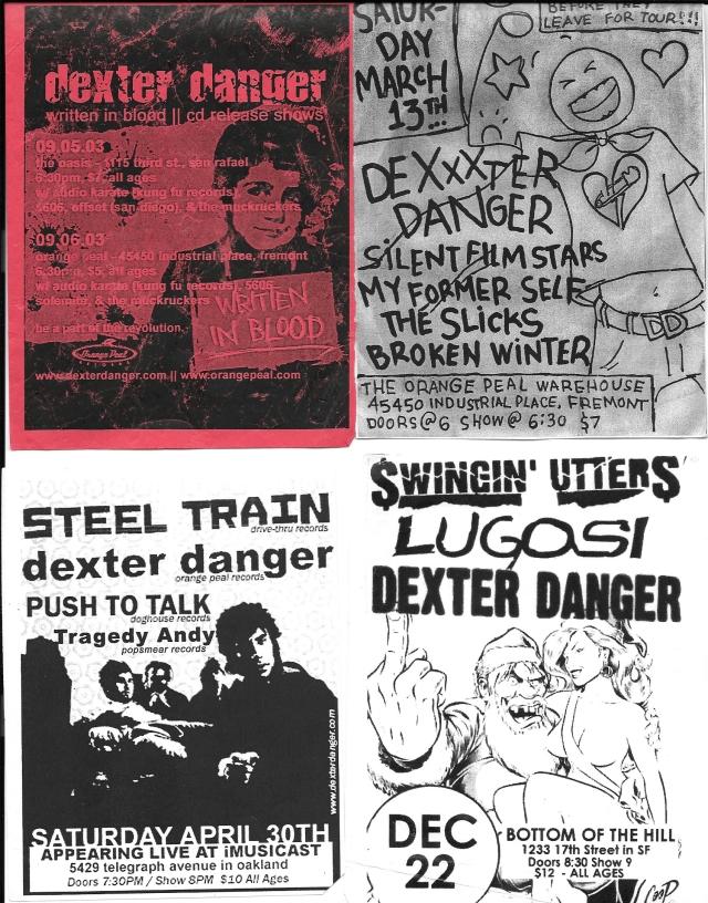 Dexter Danger - 2003-2005