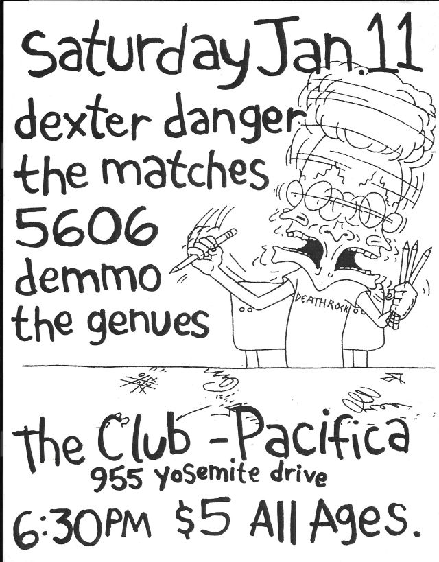 Dexter Danger - Jan 11 2003