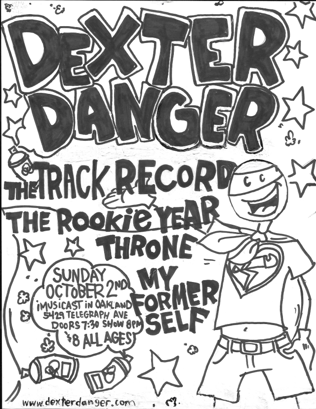 Dexter Danger - Oct 2 2005