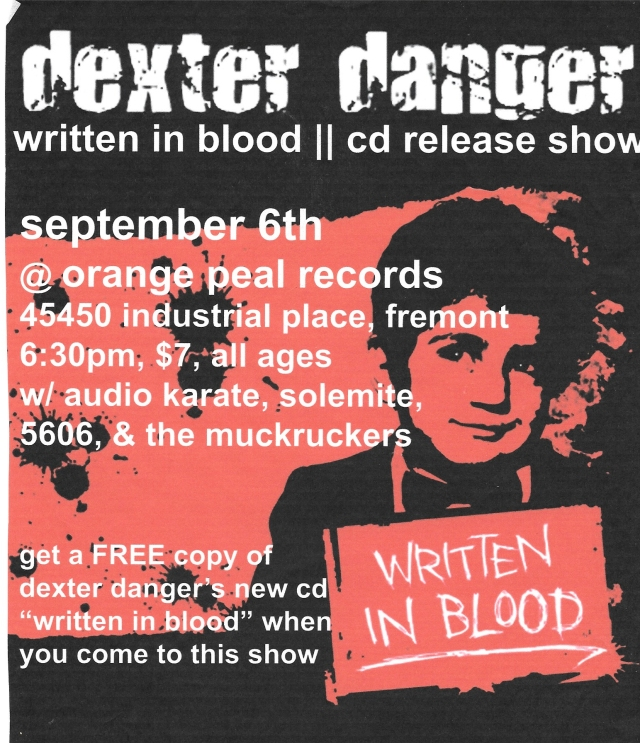 Dexter Danger - Sep 6 2003